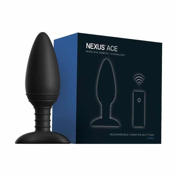 Nexus - Ace Anaalitappi L-koko-113400
