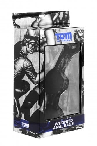 Tom Of Finland - Weighted Anal Balls-113328