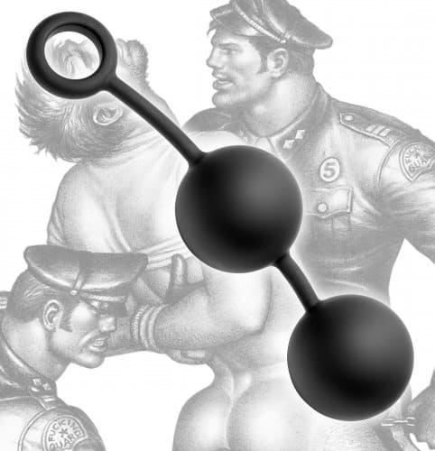 Tom Of Finland - Weighted Anal Balls-0