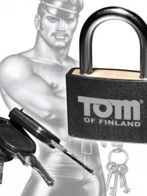 Tom Of Finland - Metal Lock-0