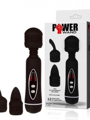 Power Wand & 2 Lisäosaa R5490-0
