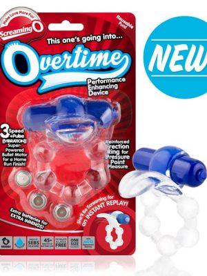 Screaming O - Overtime Penisrengas-0