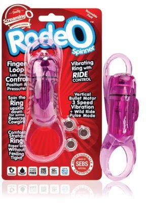 Screaming O - RodeO Spinner Penisrengas-0