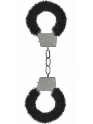 Beginner's Handcuffs Furry - Black-0
