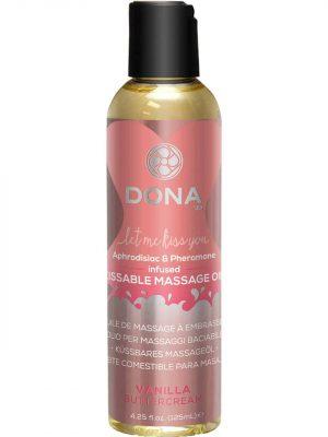 DONA - Kissable Vanilla Hierontaöljy-0