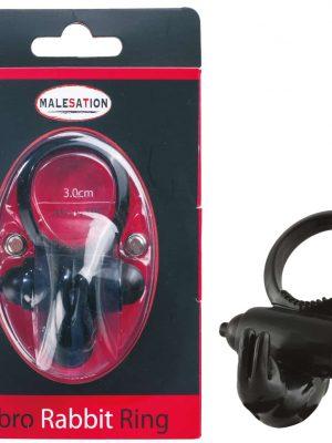 Malesation - Vibro Rabbit Ring ST670000031503-0