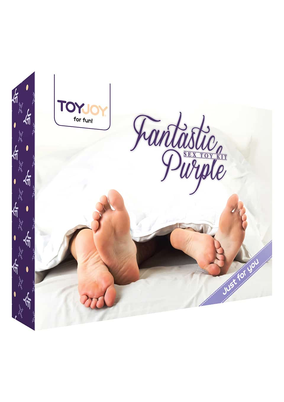 Fantastic Purple Sex Toy Kit Tuotesetti SC3006010106-0
