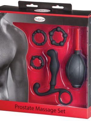 Malesation - Prostate Massage Set STR640000010851-0