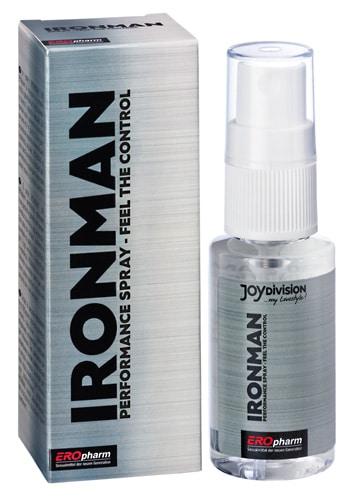 Ironman - Puuduttava Spray-0