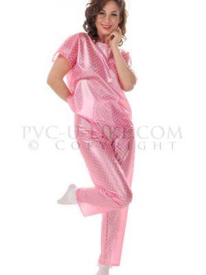 Pyjama, eri värejä PUL-NW04-0