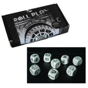 Roll Play Dice -0