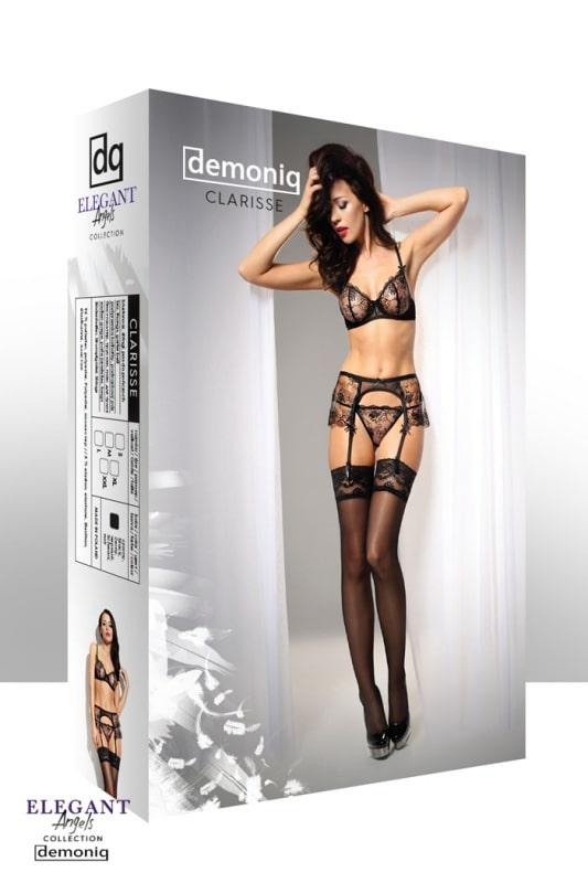 Demoniq - Clarisse Black Set-121254