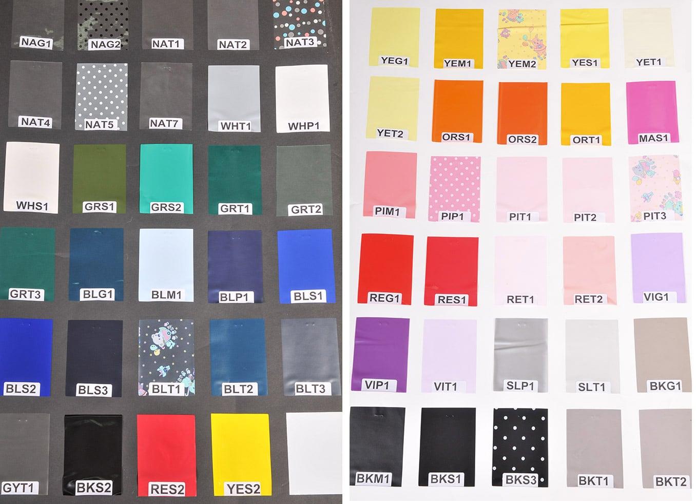 Röyhelöhousut Unisex, eri värejä PUL-PA14-120922