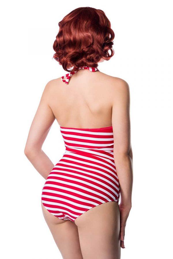 Belsira - Red-White Stripe Uimapuku-122045