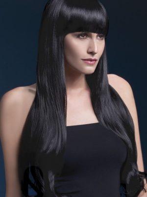 Peruukki Bella Musta KE-FV42529-0