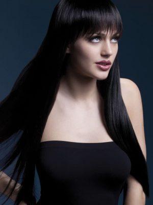 Peruukki Jessica Musta KE-FV42537-0