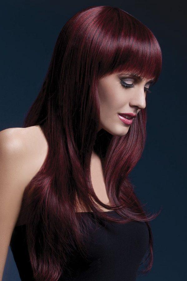 Peruukki Sienna Black Cherry KE-FV42549-0