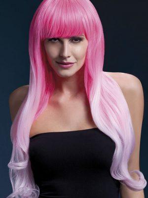 Peruukki Emily Pinkki KE-FV42558-0