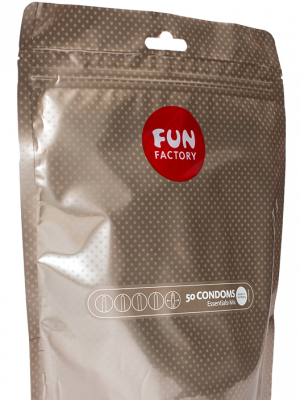 Fun Factory - Essential Mix Kondomit 50 Kpl-0