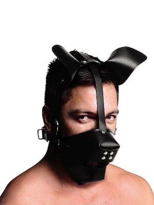 Pup Koiramaski Suupallolla-0