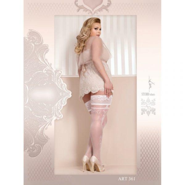 Studio Ballerina - Stay-Up Sukat BA361-124352