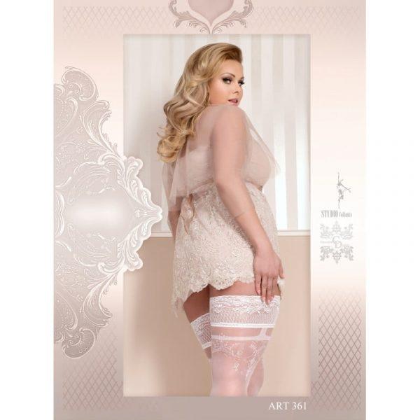 Studio Ballerina - Stay-Up Sukat BA361-124353