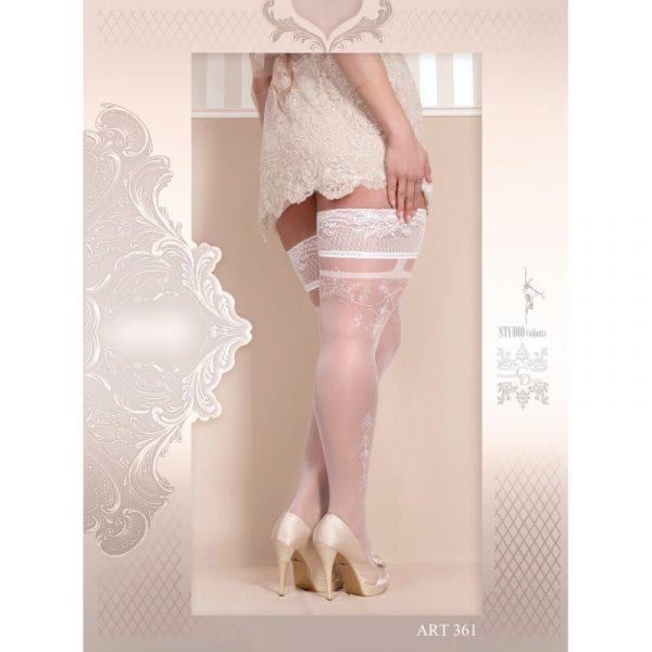Studio Ballerina - Stay-Up Sukat BA361-124354