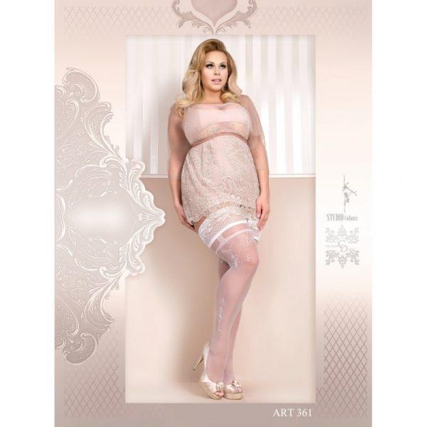 Studio Ballerina - Stay-Up Sukat BA361-0