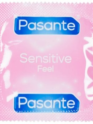 Pasante - Sensitive Kondomit 50 Kpl-0