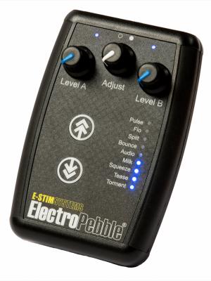 E-Stim - ElectroPebble Säädin ES5060400401567-0