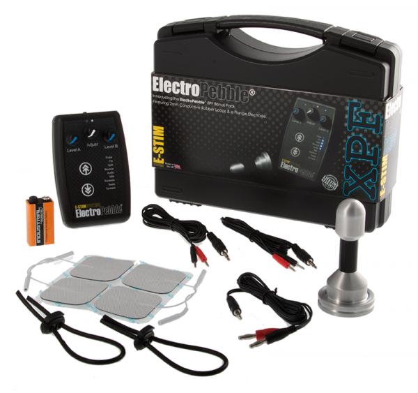E-Stim - ElectroPebble XPF Tuotesetti ES5060400401581-0