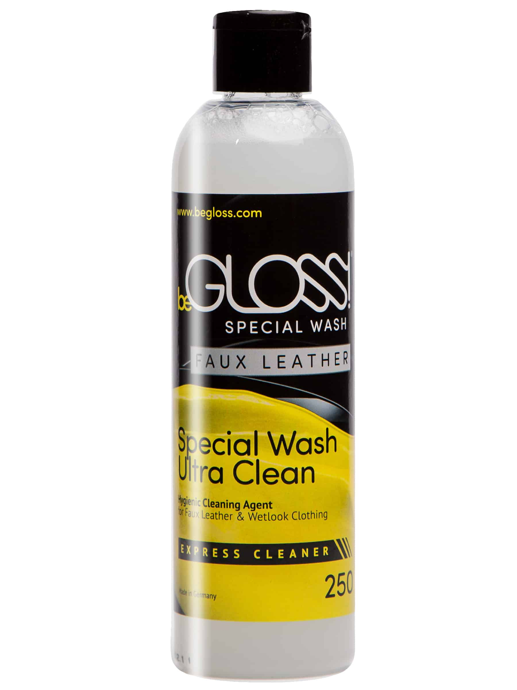 beGLOSS - Special Wash Ultra Clean Faux Leather-0