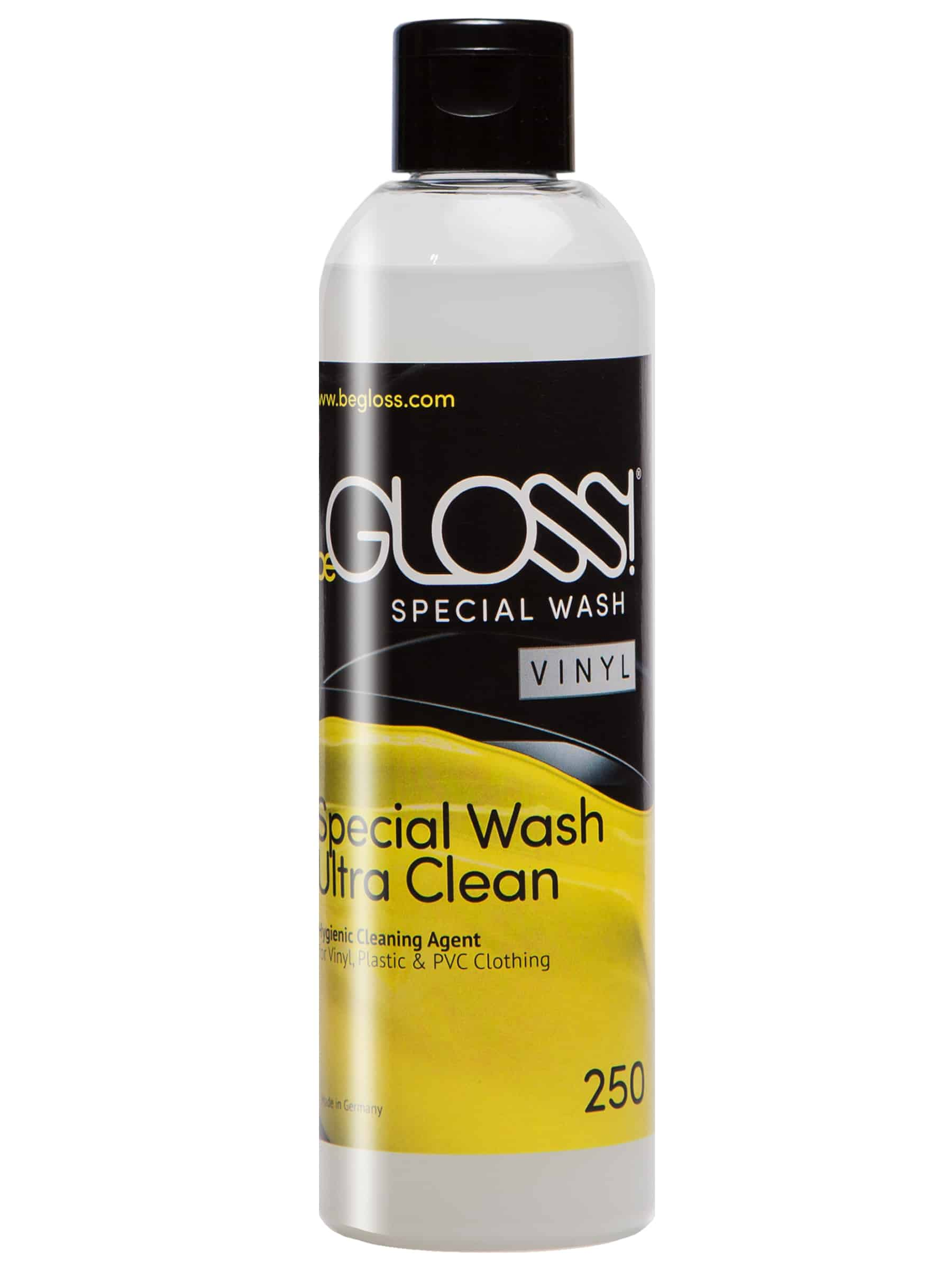 beGLOSS - Special Wash Ultra Clean Vinyl-0