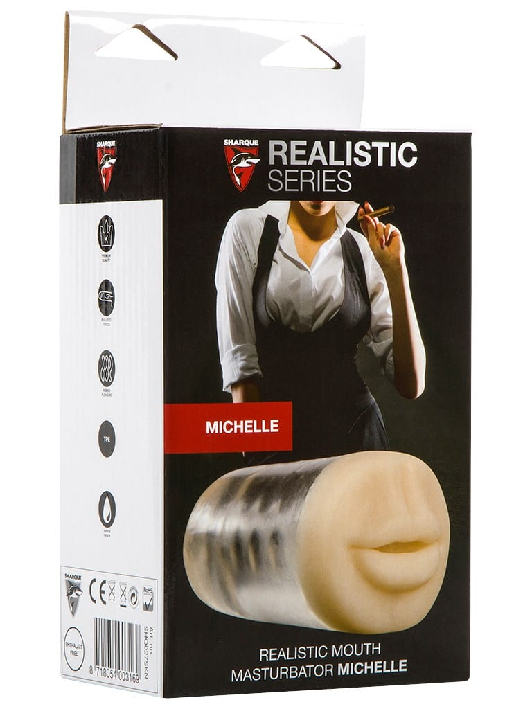 Realistic Series - Michelle Masturbaattori-126168