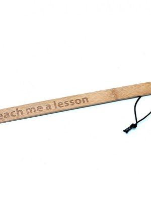 Teach Me A Lesson Lätkä R8090-0