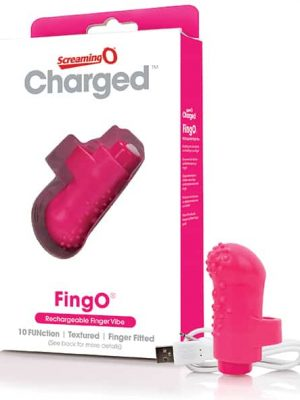 The Screaming O - Charged Fingo Sormivibra, Pinkki-0
