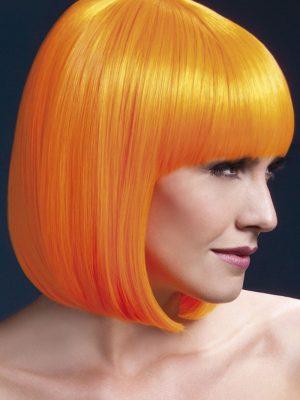 Peruukki Elise Neon-Oranssi KE-FV42571-0