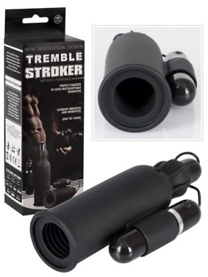 Tremble Stroker Masturbaattori-0