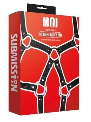 Submission - Ini Mini Miny Mo Naisten Harness-0
