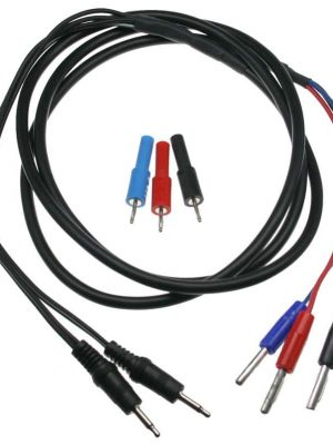 E-stim Triphase Cable Set-0