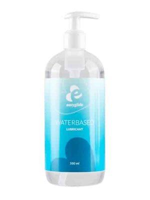 EasyGlide - Vesipohjainen Liukuvoide 500 ml-0