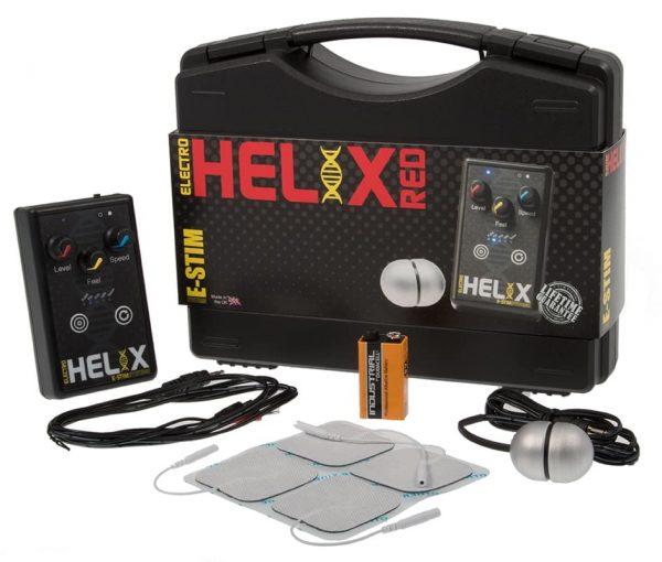 E-Stim - ElectroHelix Red Pack-0