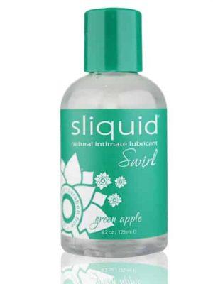 Sliquid - Swirl Makuliukuvoide, Vihreä Omena-0